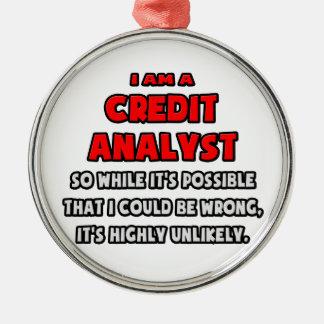Analista de crédito divertido. Altamente Ornamente De Reyes