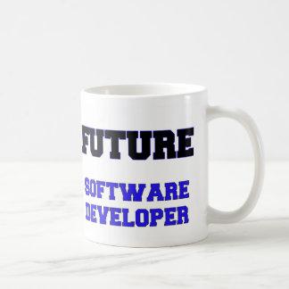 Analista de programas informáticos futuro taza