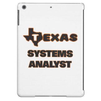Analista de sistemas de Tejas Funda Para iPad Air