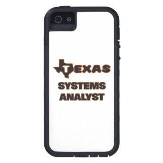 Analista de sistemas de Tejas iPhone 5 Case-Mate Coberturas