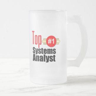Analista de sistemas superior tazas