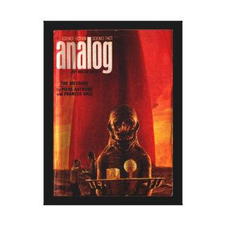 Analog - 1966.079_Pulp Art Canvas Print