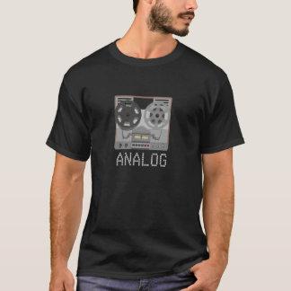 ANALOG: Reel to Reel Tape Player: T-Shirt