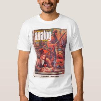 Analog v076 n01 (1965-09.Conde Nast)_Pulp Art T-shirt