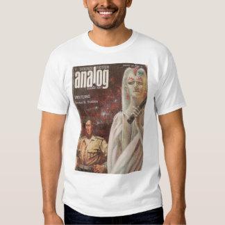 Analog v082 n05 (1969-01.Conde Nast)_Pulp Art T Shirt