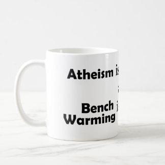 Analogía del ateísmo - taza