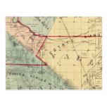 Analy, Santa Rosa, Vallejo, y los municipios de Tarjetas Postales