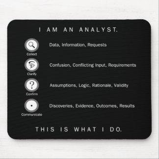 Analyst Mousepad