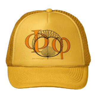 """Analytic-Phi"" for Math Nerds Hats"
