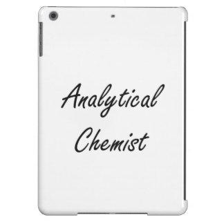 Analytical Chemist Artistic Job Design iPad Air Cases