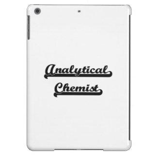 Analytical Chemist Artistic Job Design iPad Air Cover