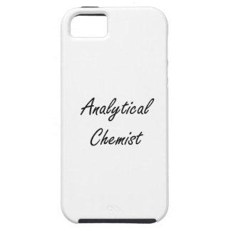 Analytical Chemist Artistic Job Design iPhone 5 Cases
