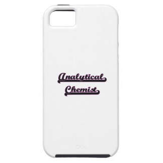 Analytical Chemist Classic Job Design iPhone 5 Covers