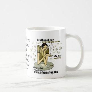 ANALYTICAL TRUTHSEEKER COFFEE MUG