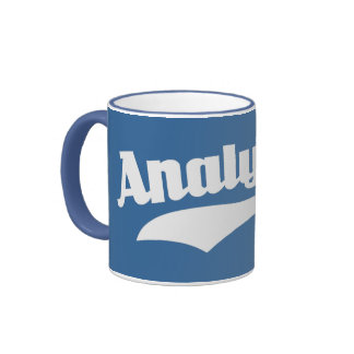 Analytics Mug