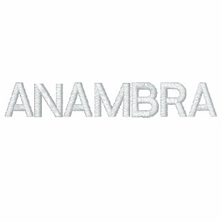 ANAMBRA TRACK SUIT EMBROIDERED JACKET
