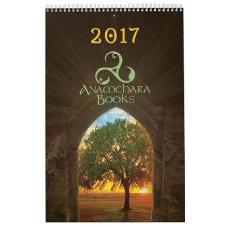 Anamchara Books 2017 Calendar