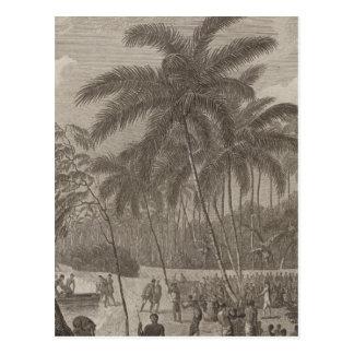 Anamooka, Tonga Postcard