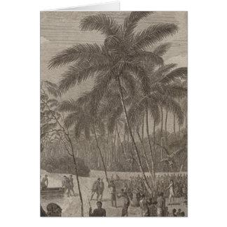 Anamooka, Tonga Tarjetas
