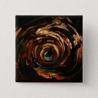 Anamorphosis of Rubens Pinback Button