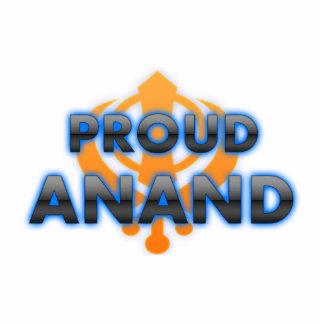 Anand orgulloso orgullo de Anand Escultura Fotográfica