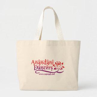 Anandani Dancers Logo Gear Bags