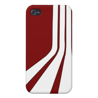 Anaphase (Red) iPhone Case