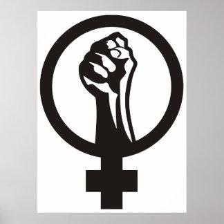 Anarcha feminism print