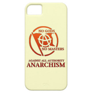 ANARCHISM iPhone 5 COVERS
