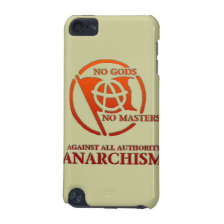 ANARCHISM iPod TOUCH (5TH GENERATION) CASE