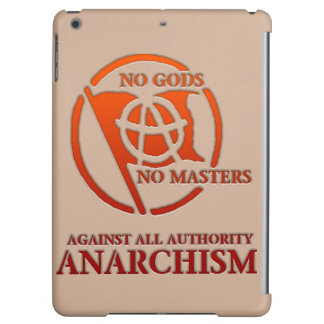 ANARCHISM iPad AIR CASES