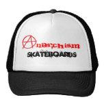 anarchism skateboards hat