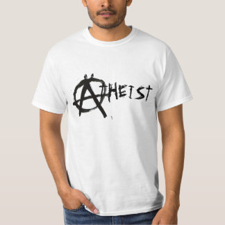 ANARCHIST ATHEIST T-SHIRT