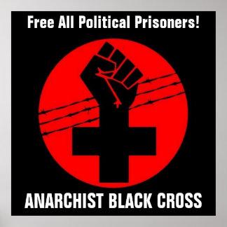 Anarchist Black Cross 3 poster