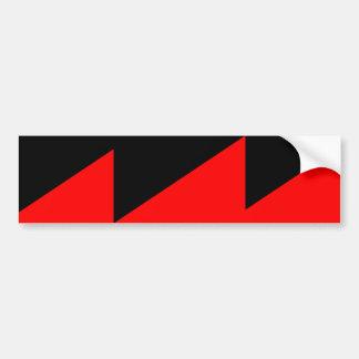 Anarchist, Colombia Political Bumper Sticker