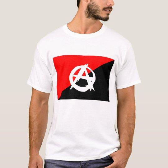 Anarchist flag A symbol shirt anarchy