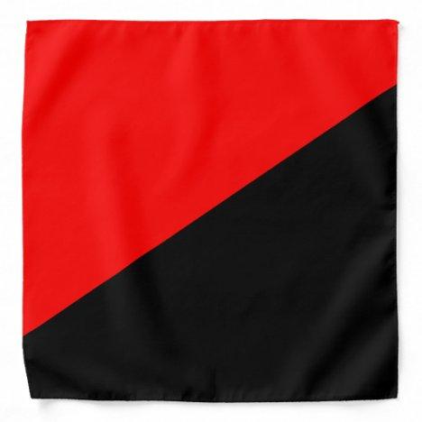Anarchist Flag Bandana