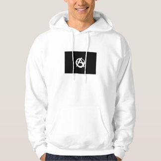 anarchist hoodie