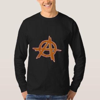 Anarchist Inlay T Shirt
