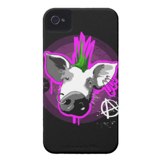 Anarchist Pig iPhone 4 Case