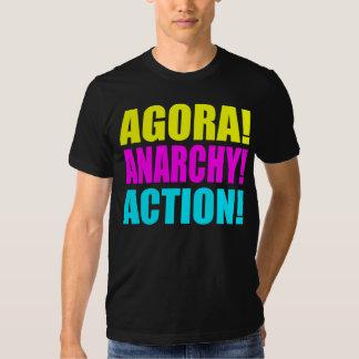Anarchist Spring Break T-shirt