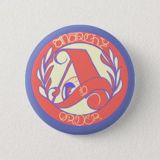 anarcho-american pinback button