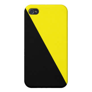 Anarcho Capitalism Flag Cover For iPhone 4