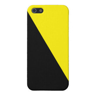 Anarcho Capitalism Flag Cover For iPhone SE/5/5s