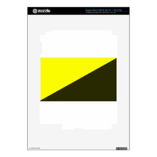 anarcho-capitalism-Flag iPad 3 Decal