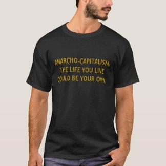 Anarcho-Capitalism Liberty Shirt