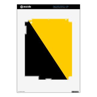 Anarcho Capitalism Skin Decal For iPad 2