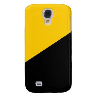 Anarcho Capitalist Black and Yellow HTC Vivid / Raider 4G Case