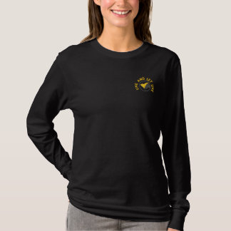 Anarcho-Capitalist Embroidered Shirt