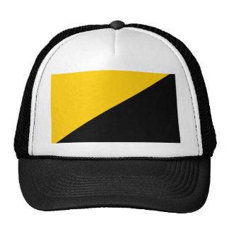 Anarcho Capitalist Flag Hat